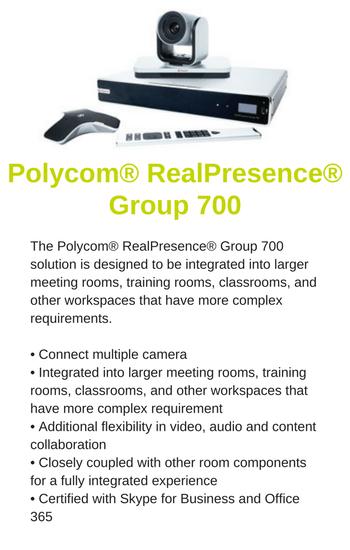 Polycom RealPrescence Group 700