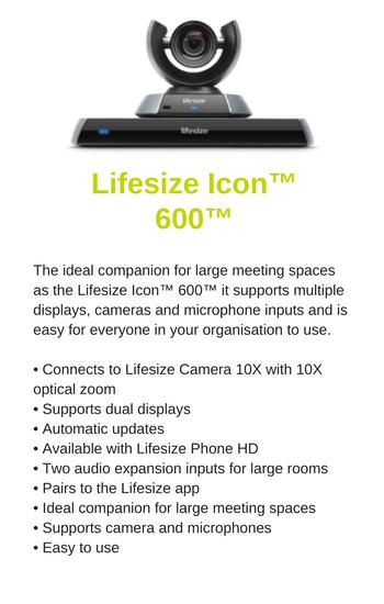 Lifesize Icon 600