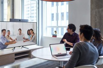Preparing Your Meeting Rooms For The Hybrid Workplace